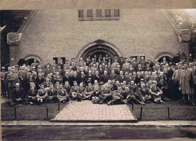 Bergweg nr  6 1930