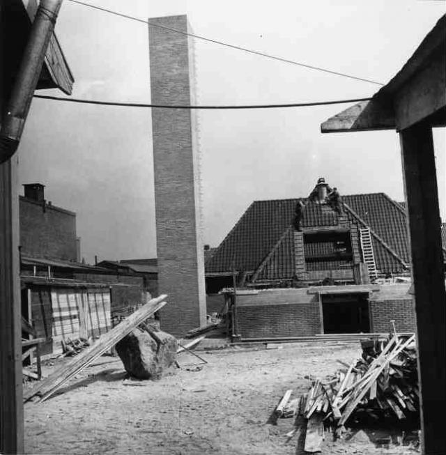Huygensstraat nr  7…