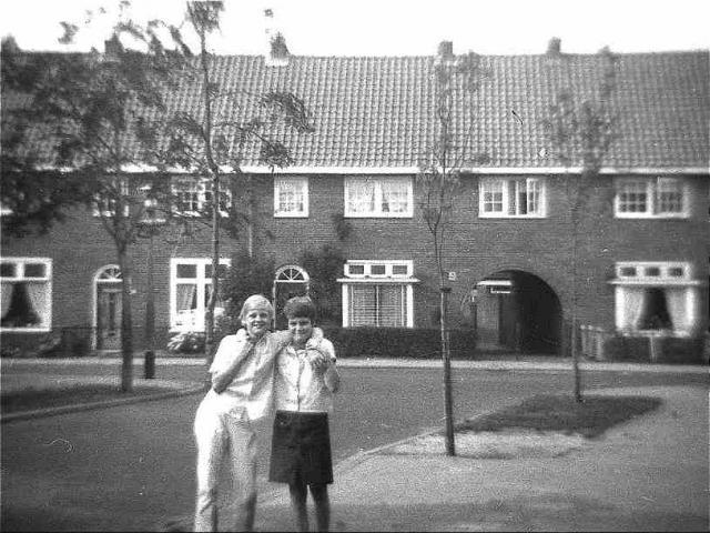 IJsvogelstraat 1962