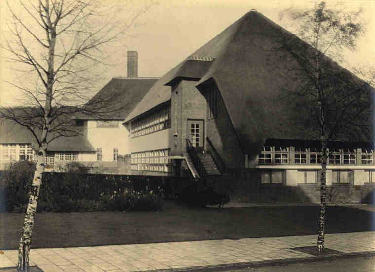 Architect Willem Marinus Dudok 1884-1974 Amsterdam ...